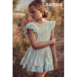 Sira | Vestido Talle Bajo
