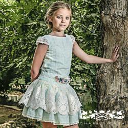 Tarantela | Conjunto falda