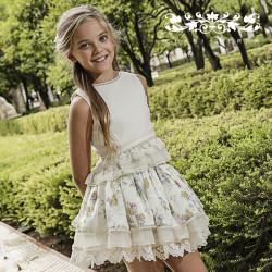 Alborada | Conjunto falda